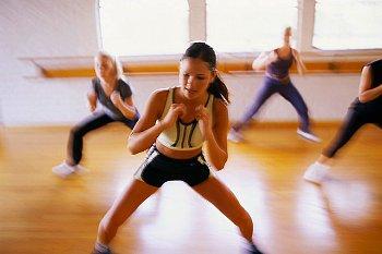 De ce merita sa mergi la aerobic?