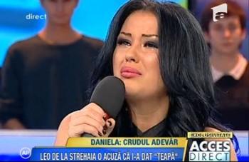 Daniela Crudu vs Bianca Dragusanu - Smerenia vs Tupeul