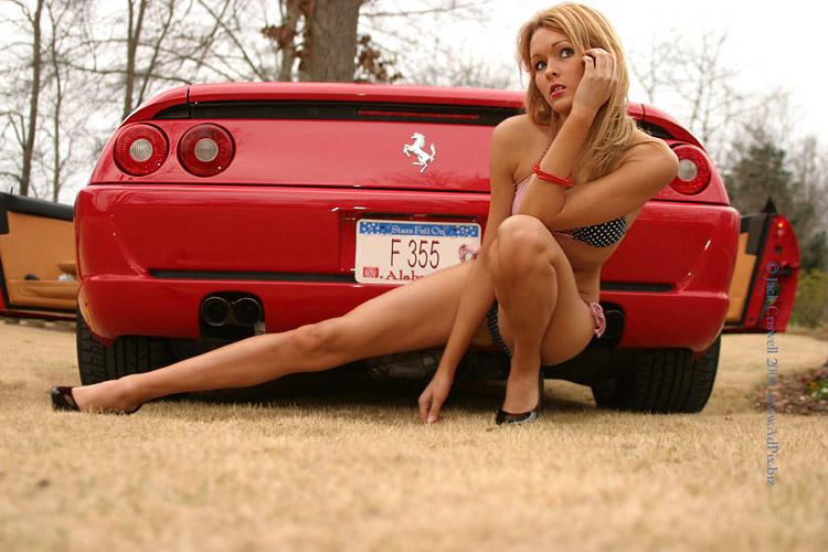 Mintea barbatilor: femeile si masinile