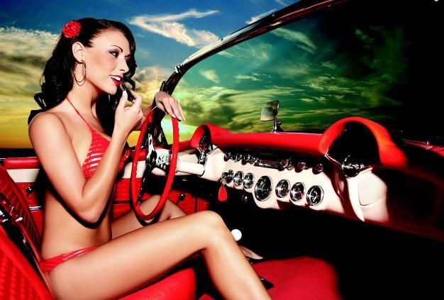 Pozitii de practicat in masina