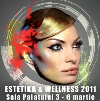 Evenimentul anului in industria beauty: Estetika & Wellness 2011