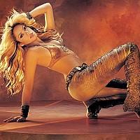 Shakira si Sting la noi acasa!
